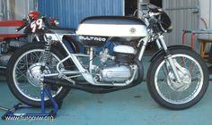 Bultaco Metralla Mk2 kit America