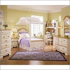 Princess Bouquet Sleigh Bed My Old Room Pinterest Kathy