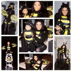 Trick or Treat The Queen BeeRoyal Reign