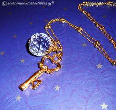 Chibiusa's time key necklace