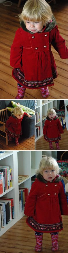Kenzo Kids coat