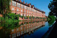 Caminando o en bicicleta, Coventry es una ciudad para conocer.