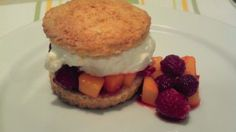 Peach & Raspberry Shortcake – Simple Summertime Dessert! | Franco Lania
