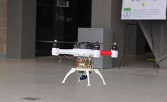 Loon Copter : le drone qui vole et peut nager en surface ou sous leau !