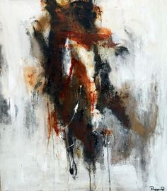 DANCE WITH ME, 80 x 100 cm, Anette Riisgaard