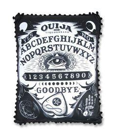 Ouija Decorative Pillow