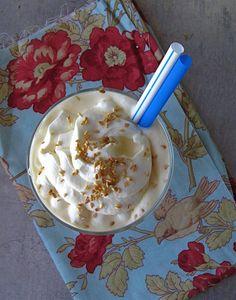 Vanilla Honey Sesame Shake
