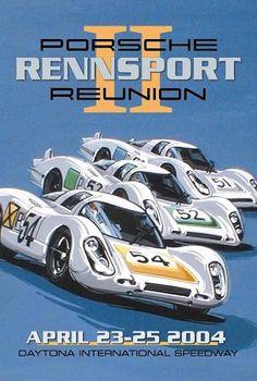 Motorsport Poster