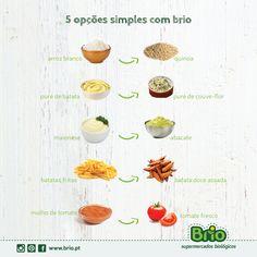 Brio, Supermercados Biológicos - substituição para alimentos saudáveis