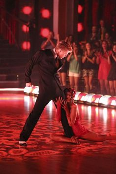 Derek Hough and Kellie Pickler -  that exquisite semi-finals Tango  -  Dancing With the Stars  -  season 16 champs  -  week 9  -  spring 2013