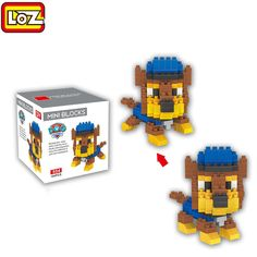 LOZ ABS 194Pcs Dog Style Building Block Educational Toy Birthday Present #shoes, #jewelry, #women, #men, #hats, #watches