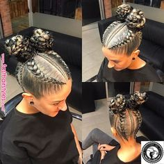 Braids With Bead Embellishments - 40 Best Big Box Braids Hairstyles Haircut Styles For Women, Short Haircut Styles, Cool Braids, Big Box Braids, Box Braids Hairstyles, Down Hairstyles, Upside Down French Braid, Curly Hair Styles, Natural Hair Styles