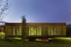 Projekt: Kindergarten, Orense, ES Büro: abalo alonso arquitectos  By Detail