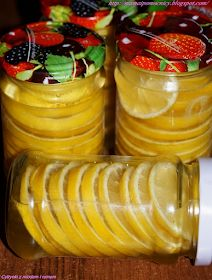 Mama i Pomocnicy: Cytrynki z miodem i rumem Good Food, Yummy Food, Kitchen Helper, Natural Vitamins, Turkish Recipes, Fermented Foods, Canning Recipes, Easy Cooking, Superfood