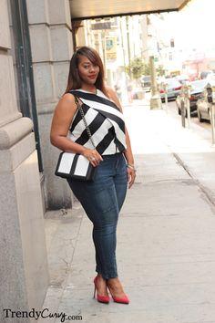 a5bb92597b2 Trendy Curvy - Page 10 of 109 - Plus Size Fashion Blog
