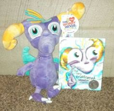 Worry Woo: Twitch The Frustrated Monster And Book Review (So Adorable!)