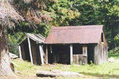 Greenhorn - Oregon Ghost Town