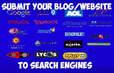 Submit Website or Blog to Search Engines Free SEO Backlinks