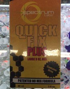 Quickk Fixx Pluss New formula 6.1