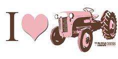 I'll be a farm chic!
