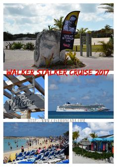 Learn all about The Walking Dead Walker Stalker Cruise