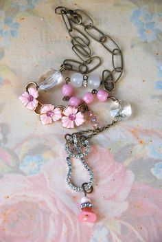 some pretty vintage elements - tiedupmemories on etsy