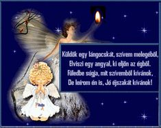 Jó éjszakát! Spiritual Inspiration, Good Night, Spirituality, Messages, Humor, Reading, Books, Nighty Night, Libros