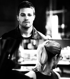 we all fall in love, but we disregard the danger. #arrow