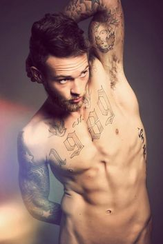 #Tattoos #Men
