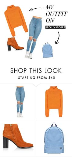 """öyle işte"" by tinaair on Polyvore featuring moda, Acne Studios ve Chloé"