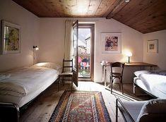 Chesa Wazzau Bedroom