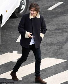 harry leaving to japan
