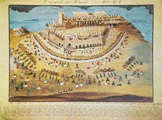 Οι εικόνες του Μακρυγιάννη - Η πολιορκία των Αθηνών.Πρόκειται περί της εικόνας Ν0. 19 του λευκώματος της Εθνικής Τραπέζης με αντικείμενο την πολιορκία των Αθηνών και της Ακρόπολης από τους Τούρκους. Ζωγραφίστηκε από τον Παναγιώτη Ζωγράφο καθ΄υπόδειξη του Μακρυγιάννη μεταξύ 1836-1839