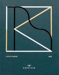 Kering - rapport annuel 2015 Les graphiquants