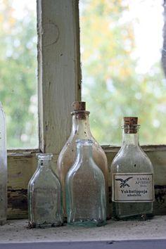 Decor, Cool Stuff, Home Decor, Bottles Decoration, Glass, Bottle