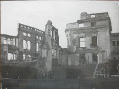 Teatrul Lyric (Leon Popescu) bombardat și ars