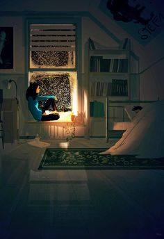 Blackout by Pascal Campion