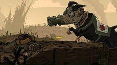 Valiant Hearts: The Great War - recenze - Games.cz