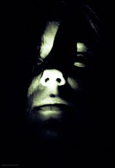 lighting face scary - Google Search
