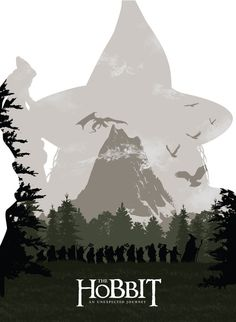 The Hobbit Art Print
