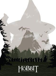 The Hobbit (by Brandon Riesgo)