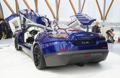 「和製テスラではない」京都のGLMがEVスーパーカー「G4」発表。 航続400km、19年に量産 - Engadget 日本版