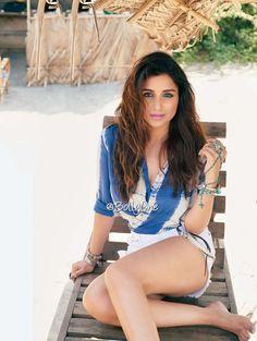 Parineeti Chopra Beach Look for Filmfare Magazine May 2016