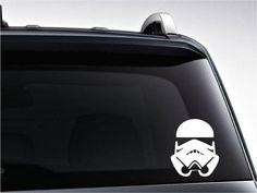 Stormtrooper (1) Vinyl Decal #starwars #darthvader #skywalker