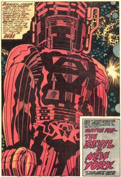Arishem The Judge begins his 50 yr Judgement by Jack Kirby Comic Book Artists, Comic Artist, Comic Books Art, Celestial, Jack King, Jack Kirby Art, What Is An Artist, New Gods, Thing 1
