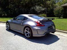 Josh's baby !!! Nissan 370Z NISMO !!!