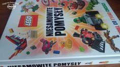 #review http://magicznyswiatksiazki.pl/lego-niesamowite-pomysly-daniel-lipkowitz/