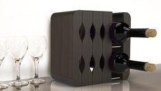 wine rack. rad.