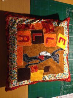 Pillow patchwork