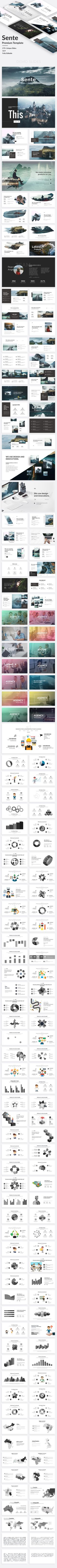 Sente Premium Design Powerpoint Template #retina #business • Download ➝ https://graphicriver.net/item/sente-premium-design-powerpoint-template/21349987?ref=pxcr